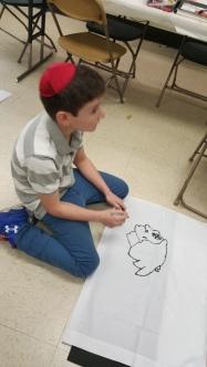 He's a great artist